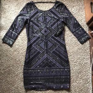 NWT Trixxi Bodycon Dress